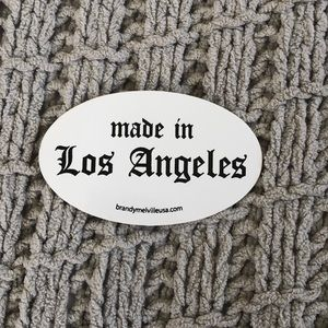 Brandy Melville Other - Brandy Melville Stickers FREE SHIPPING